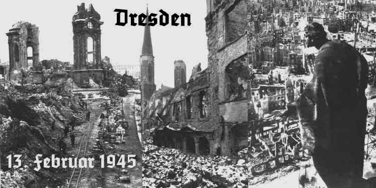 空爆,ドイツ敗戦