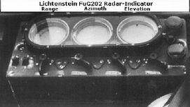 ドイツ航空機搭載レーダー